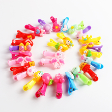 5Pcs/Lot 4cm Snap Fashion Cartoon Child Kids Cute Barrette Hairclips Color Hair Pin Girls Gifts Accessories Women Headwear