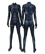 Black Cat Suit The Heist Version Costume Jumpsuits festival Bodysuit halloween costumes for men adult/Kids