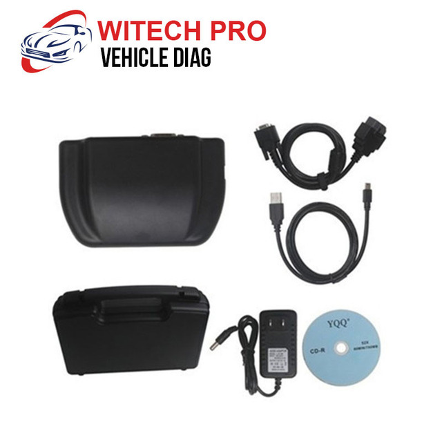 US $455 0 9% OFF|Witech vci pod V13 03 38 for Chrysler /jeep/ dodge OBD2  auto diagnostic tool OBDII code scanner scan tool -in Auto Key Programmers