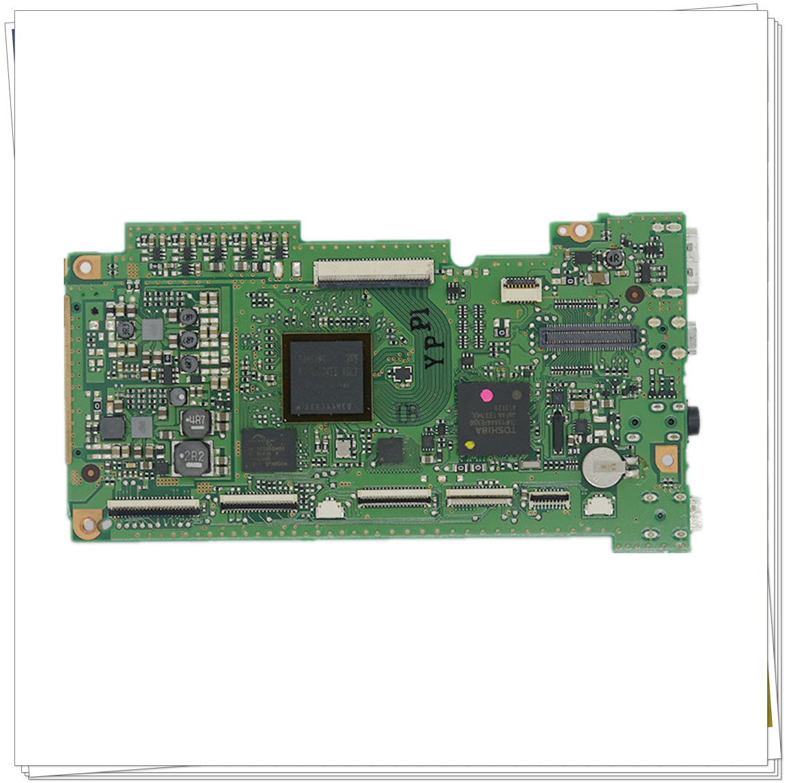 100% Original D3300 Motherboard For Nikon D3300 Main Board D3300 Mainboard Camera Repair