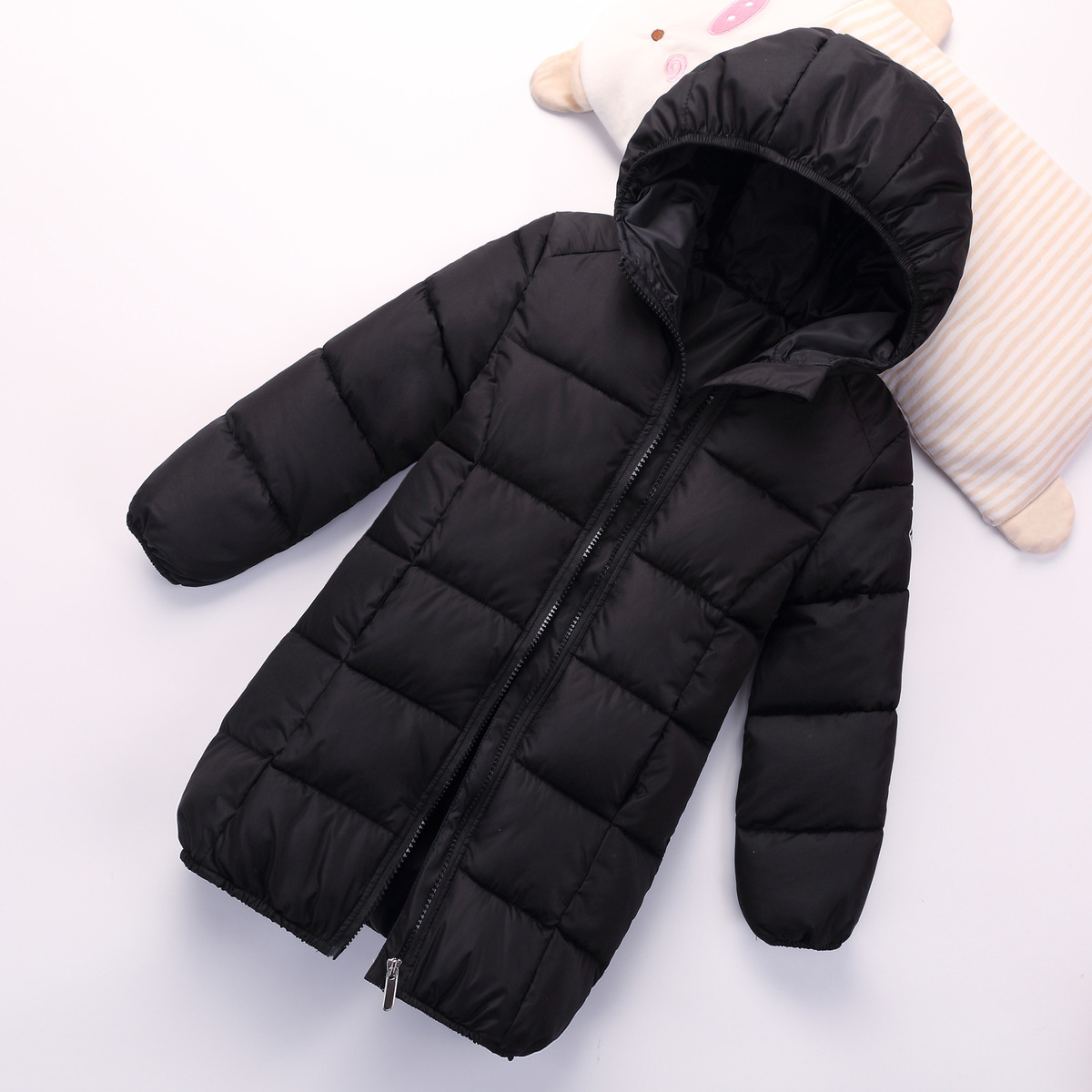 7f86d4cec2df Cheap for all in-house products coat kids winter in FULL HOME