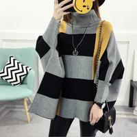2019 Winter Women Pullover Sweater New Fashion Computer Knitted High Quality Sweaters Pull Jumpers