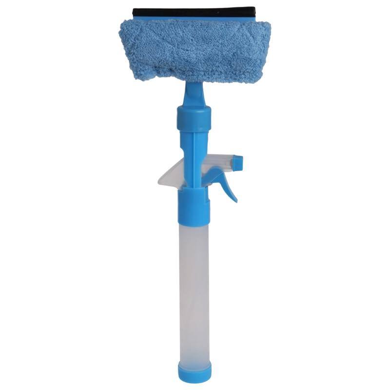 Spray De Limpieza de Cepillo De Vidrio Limpiaparabrisas Afeitado Limpio Limpiador de Ventanas De Coches