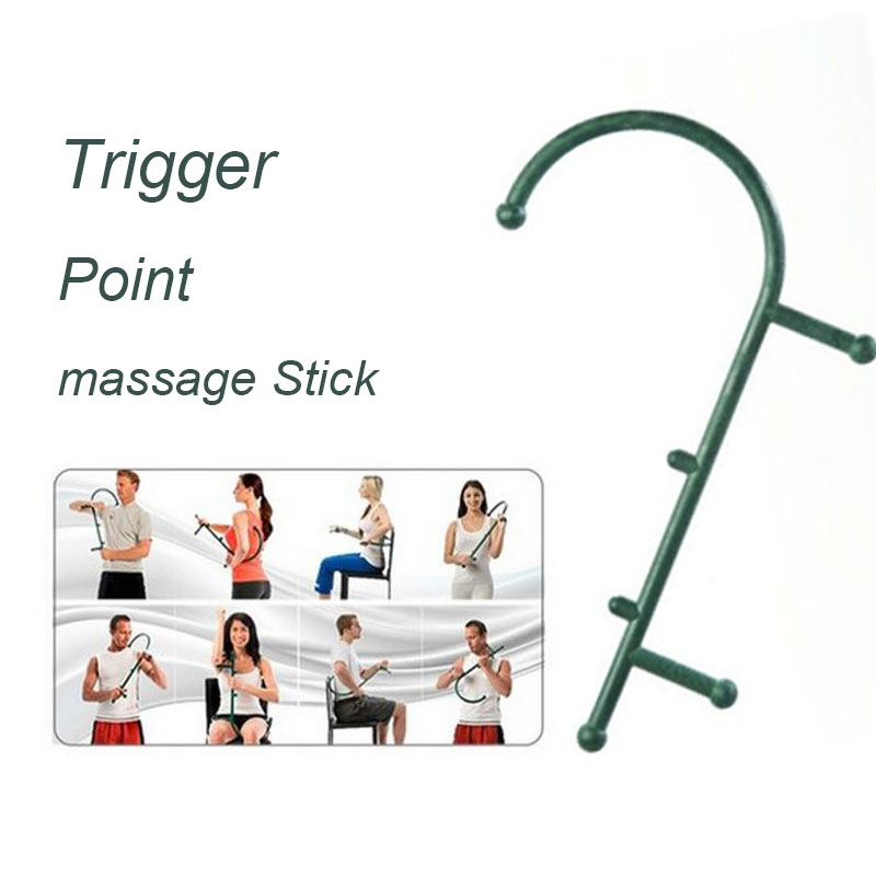 Massage Trigger-Point-Stick Pain-Relief Deep-Pressure Body Fatigue