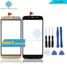 Для UMI РИМ X 100% Гарантия Оригинальный TP Сенсорная Панель Идеально Ремонт Частей + Инструменты Сенсорный Экран 1280X720 5.5 «Quad Core телефон