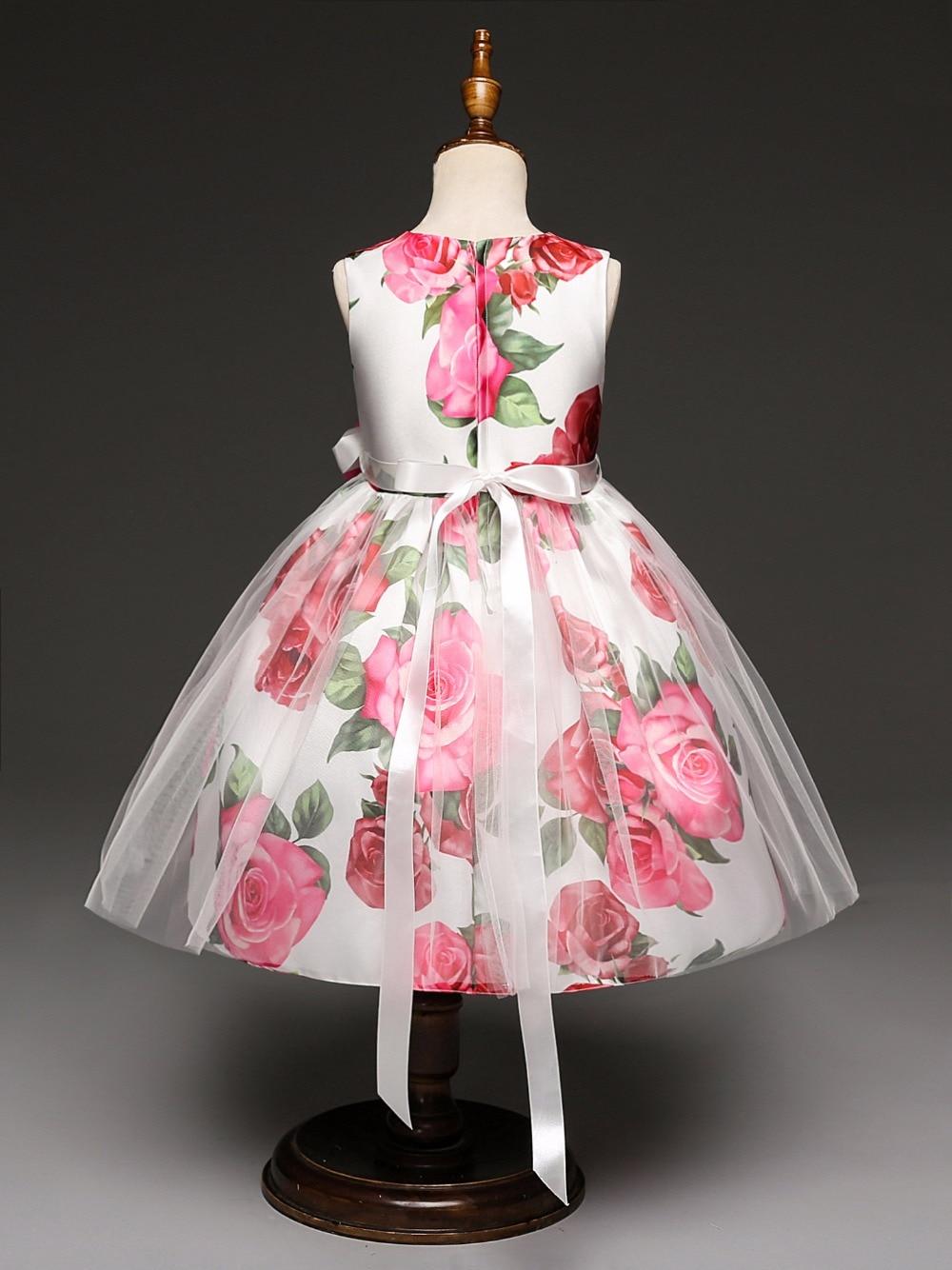 Encantador Vestidos De Dama Florales Molde - Ideas de Estilos de ...