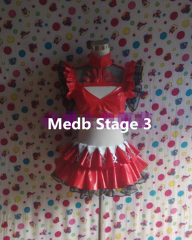 Medb Fate/Grand Order Cosplay fgo Medb cosplay costume stage 3 custom made/size image