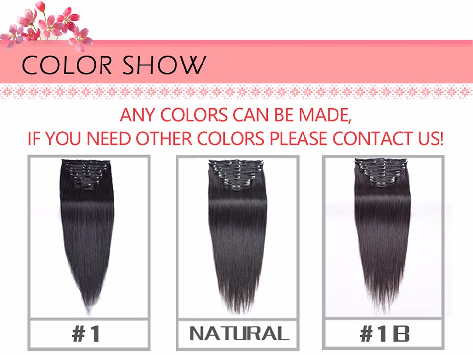 clip in human hair extensions (4)