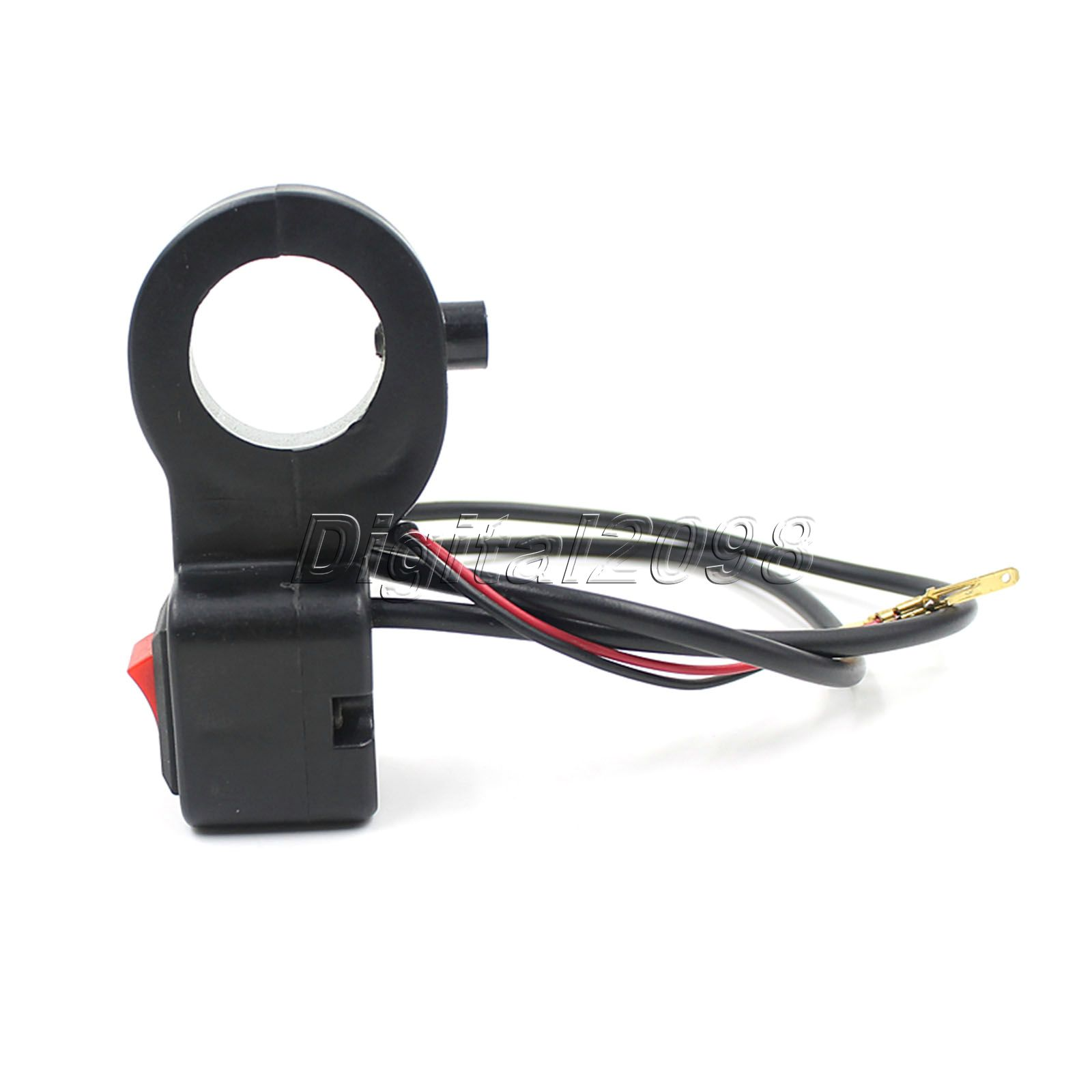 Universal Motorcycle Handlebar Switch Scooter Atv Headlight Fog Spot How To Wire A Kill On Lamp Electrical Start Off Moto Spare Parts In Switches From