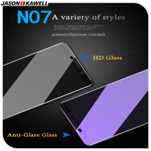 Anti blue-ray Tempered Glass Screen Protector for Huawei Mate 10 full cover with transparent mobile case free shippng