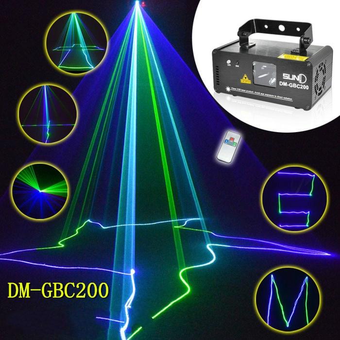 new line of blue green laser light Mini ceiling stage lights KTV rooms lamp laser beam lamp