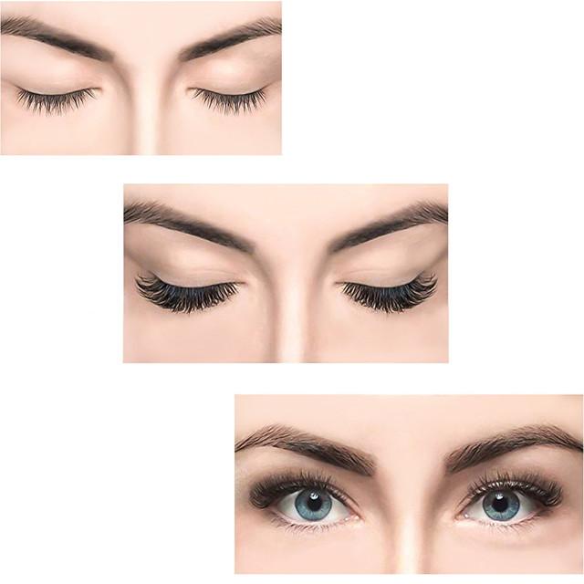 Best False Eyelashes Women Luxury 8 pcs Magnetic Eyelashes False Eyelashes Full Eye with 3 M Fashionable Hand-made 2019 July11