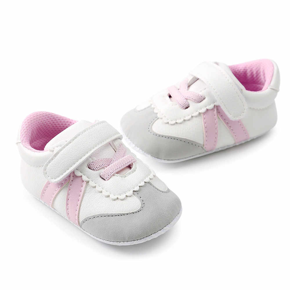 รองเท้าเด็กทารกสำหรับ Boy และสาวฤดูใบไม้ผลิฤดูใบไม้ร่วงรองเท้าผ้าใบเด็ก Boy รองเท้านุ่มรองเท้าผ้าใบเด็กวัยหัดเดินรองเท้ารองเท้าเด็ก