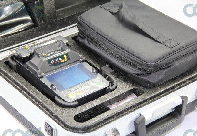 Image 4 - ORIGINAL Japan Optical Fiber Splicing Machine FITEL S178A soudeuse de fibre optique with Original SUMITOMO FC 6S-in Fiber Optic Equipments from Cellphones & Telecommunications