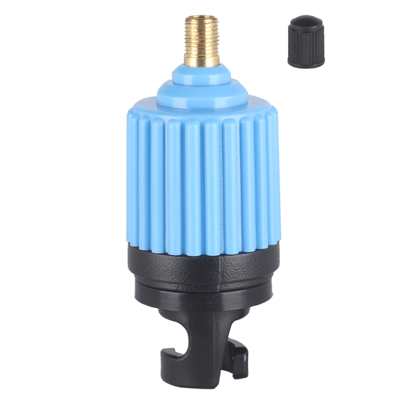 New Fast Inflation Air Valve Adatpor Connector Car Tyre Inflator Pump Sup Board Inflation Pump Fast Quick Inflate