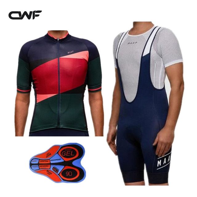 1a7b61eca 2018 hot sale new pro Team mens high quality Breathe quick dry cycling  jersey Summer Ropa ciclismo cycling clothes sportwear god
