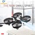 H36 Mini Drone RC Quadcopter 2.4G 6-Axis Gyro 4 Canais LED Headless Modo Um Retorno Chave Brinquedo Helicópteros RC RTF Quadcopter Dron