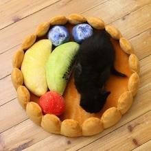 Fruit Tart Cat Bed