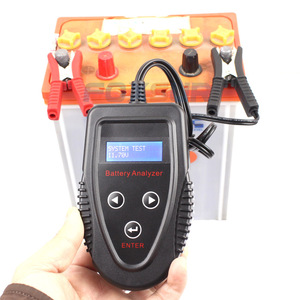 Image 2 - Car Battery Tester Multi language 12V 1100CCA Battery System Detect Automotive Car Bad Cell Battery Diagnostic Tool