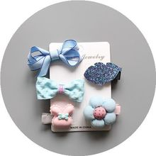 Cute Kids Hair Clip Accessories Bows