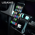USAMS Universal 360 Degree Rotate Car Holder for iPhone 7 7 plus 5s 6 iPad Samsung Xiaomi Air Vent Mount mobile phone holder