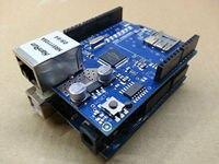 Wiznet Ethernet W5100 Module Ethernet Shield For Arduino UNO UNO R3 Mega 2560 1280 Main Board