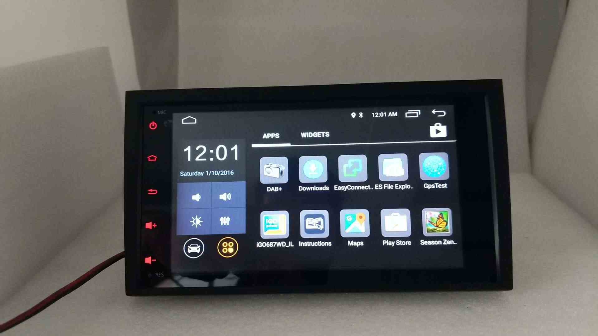 Auto radio GPS android 10.0 Per au di a4 S4 RS4 (2002-2008) con WIFI Bluetooth Phonelink BT 1080P Ipod Mappa 4G