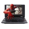 7 Дюймов ноутбук ноутбук Android HDMI Ноутбук 7-дюймовый двухъядерный Android 4.4 VIA 8880 1.5 ГГЦ Bluetooth HDMI Wi-Fi Мини нетбук