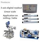 DRO 3 axis Digital R...