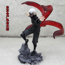Anime Tokyo Ghoul 2 Edition Kaneki Ken 1/7 Scale Painted Figure Red & Black Ver. PVC Figure Collectible Toys TGFG018