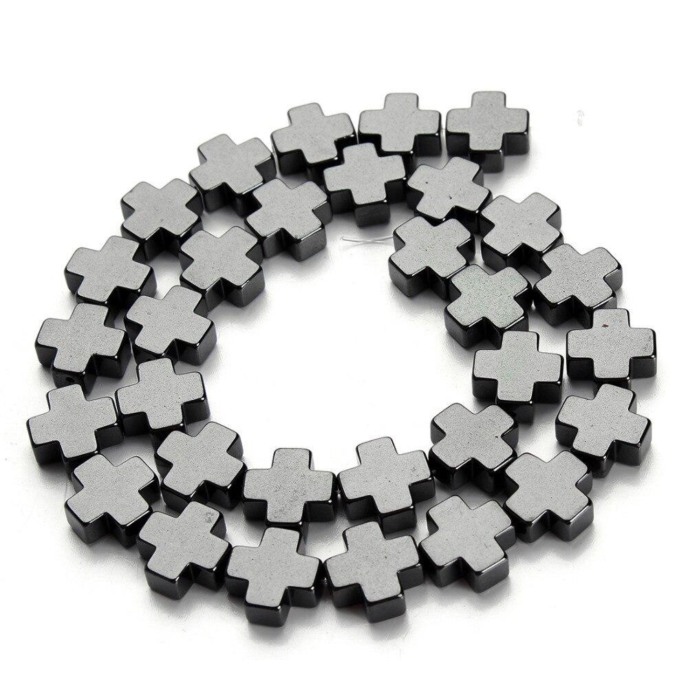 Pick 4Colors Natural Stone Black Hematite beads Round ...  |Hematite Beads