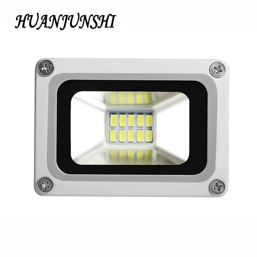 एलईडी फ्लडलाइट 30w 20w 10w वाटरप्रूफ IP65 LED फ्लड लाइट आउटडोर वॉल लैंप प्रोजेक्टर लैंडस्केप लैंप स्क्वायर गार्डन स्पॉटलाइट्स