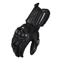 AFS10 Motorcycle Gloves Road Racing Gloves Cycling Glove Leather Gloves Guantes Luvas