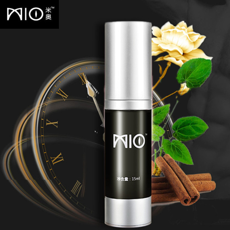 MIO 15ML Male Delay Spray Lubricate Penile Erection Spray Extended Male Sex Time Prevents Premature Ejaculation Sex Products