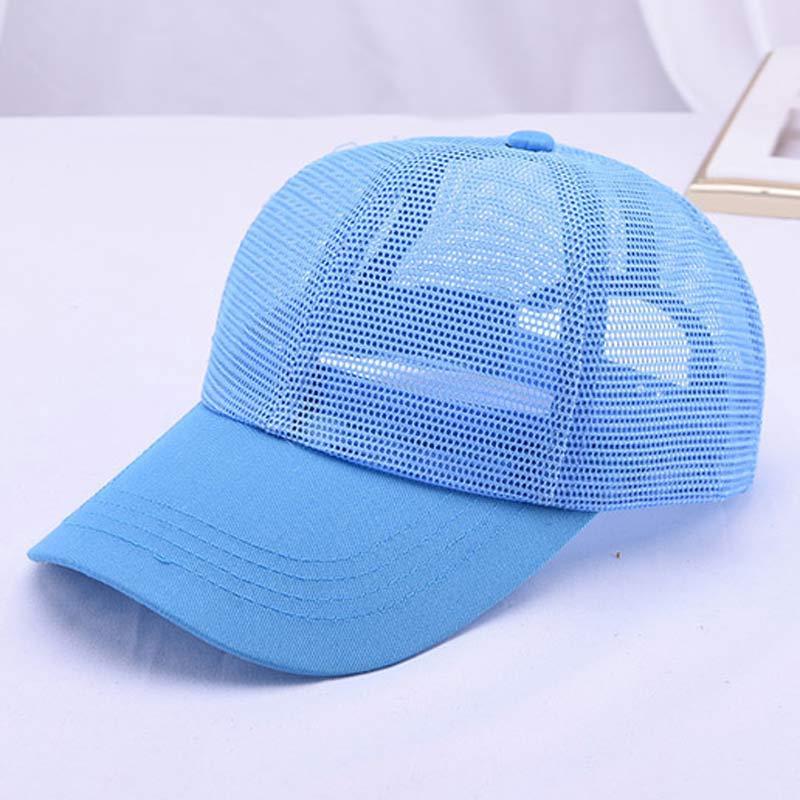 Toddler Sun Hat//Baseball cap Striped w// stars Yellow//white