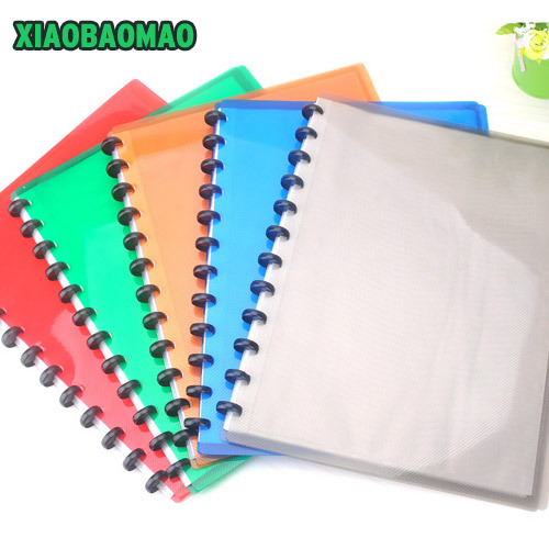 Ring Presentation Notebooks