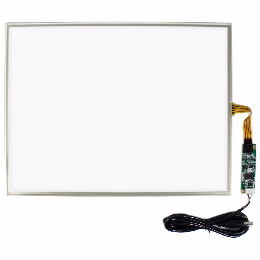 15.1 Resistive Touch Panel For 15inch 1024x768 LCD Panel With USB Controller original grade a one year warranty sva150xg10tb 15 0 inch lcd panel 1024 rgb 768 xga