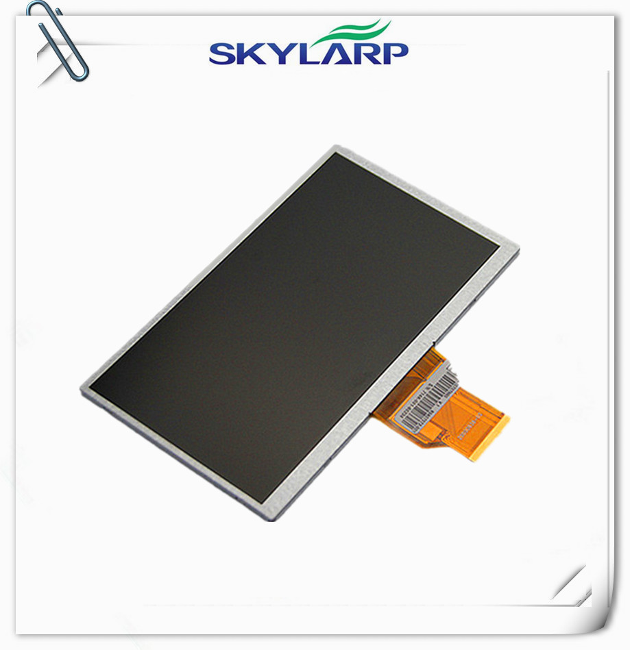 NEW 7inch TFT LCD display AT070TN90 V.1 800*480 resolution thickness 5mm TFT for Car DVD GPS navigation LCD display screen panel