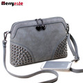 Fashion vintage bag shell chain small bag fashion messenger bag female handbag messenger bag
