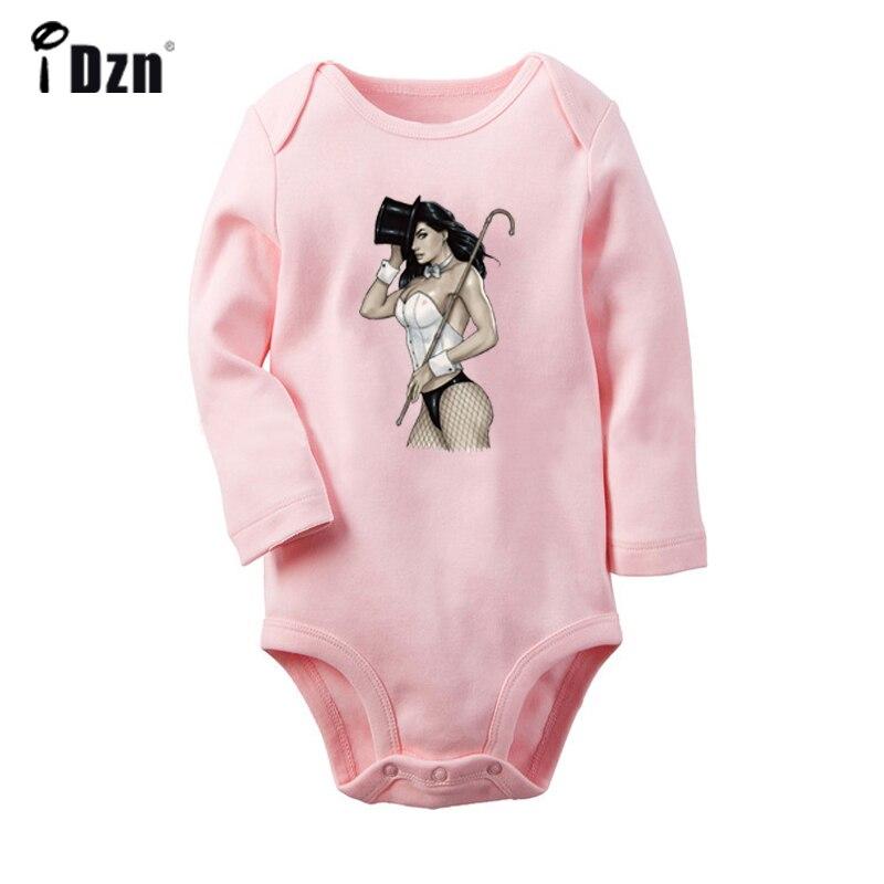 Infant Babys Long Sleeve Romper Bodysuit Black Cat Unisex Button Playsuit Outfit Clothes