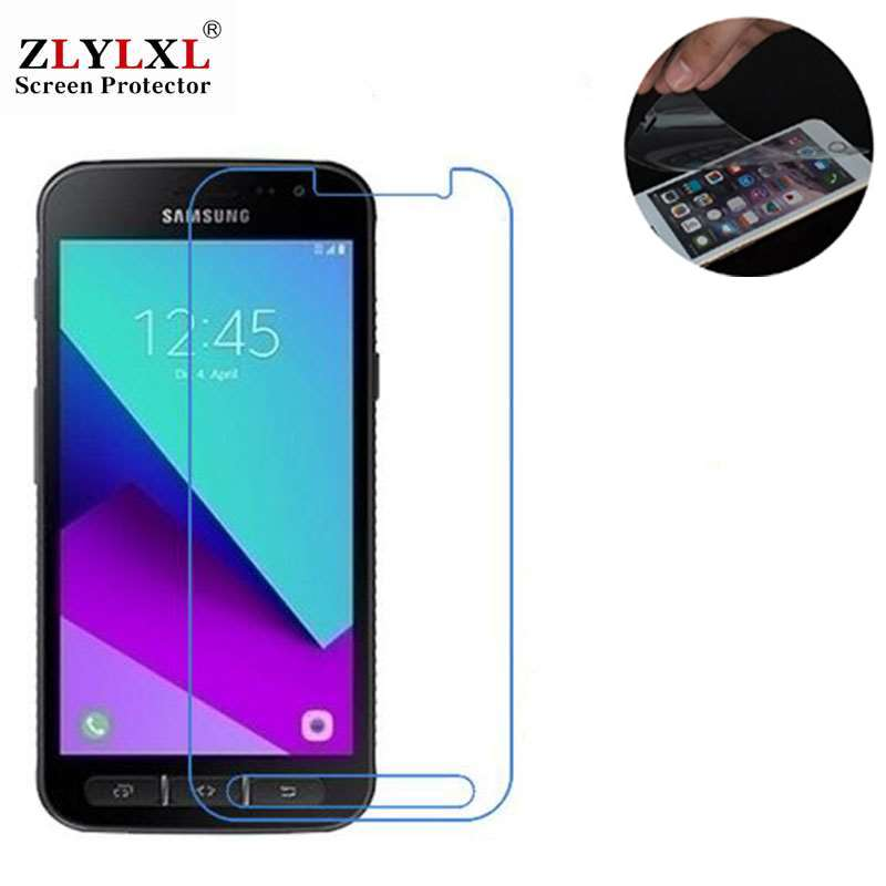 3 Pcs HD Screen For Samsung Galaxy Xcover 4 Screen Protector Film G390F