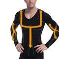 Корсеты формочек Пояс Для Похудения для Мужчин Body Shaper Quick-сухой Сжатия Плотно Высокое Качество Спандекс Боди мужская Формирователи # a0