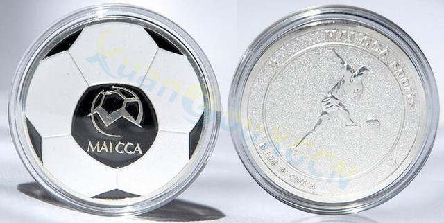 100pcs Soccer Football Champion Pick Edge Finder Coin Toss Referee