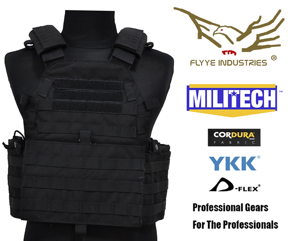Mil Spec Military LT6094 Black BK Combat Molle Tactical Vest Army Military Combat Vests LBT6094 Style Gear Vest Carrier 97 3102a 36 10s 604 circular mil spec recept mr li