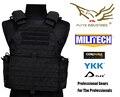 Mil Spec Military LT6094 Black BK Combat Molle Tactical Vest Army Military Combat Vests LBT6094 Style Gear Vest Carrier