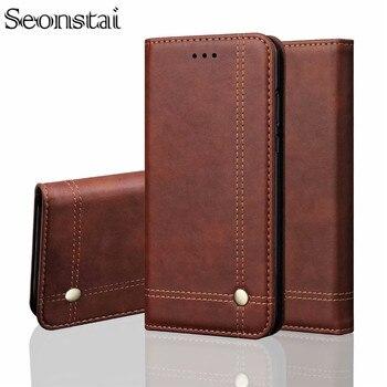 For Xiaomi Mi 9 Mi A2 Lite Flip Funda Pocophone F1 Leather Wallet Case for Xiaomi 8 SE Mi8 Lite 6X A2 5X A1 Book Stand Cover