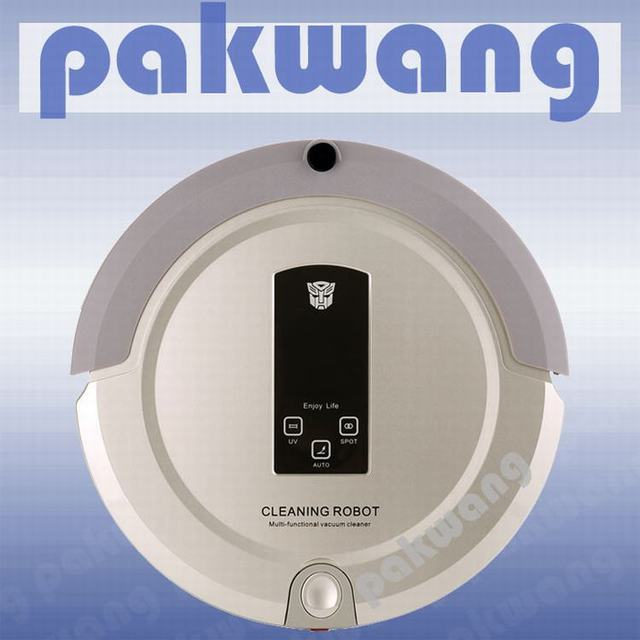 Robot Vacuum Cleaner SQ-A325 for Any Kind of Floor Gifts For Parents