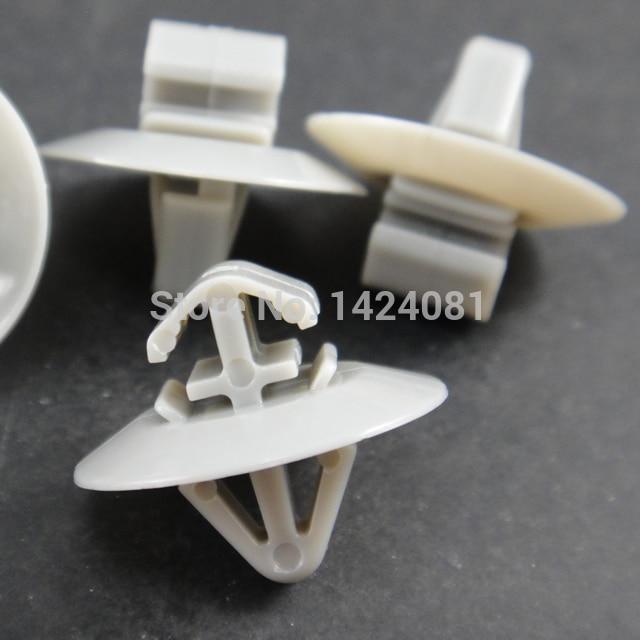 10x Volkswagen VW Crafter Exterior Side Moulding /& Door Plastic Trim Panel Clips
