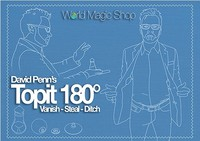 Topit 180 Gimmick And Online Instructions By David Penn Magic Tricks Close Up Magic Illusion Vanishing
