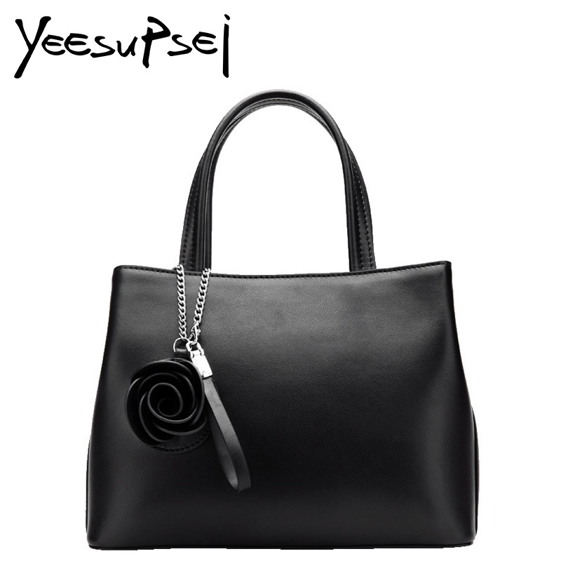 YeeSupSei Genuine Leather Handbag Bolsa Feminina Luxury Handbag Women Bag Designer Sac a Main Bolsos Mujer Shoulder Bag Big Tote genuine leather handbag bolsa feminina luxury handbags women bags designer sac a main bolsos mujer bolsos shoulder bag big tote